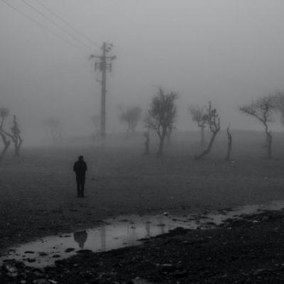 Destroying nature - Dark future, Iran (Photo by Javad Es)